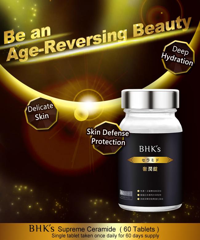 BHK's Age Reverser Ceramide