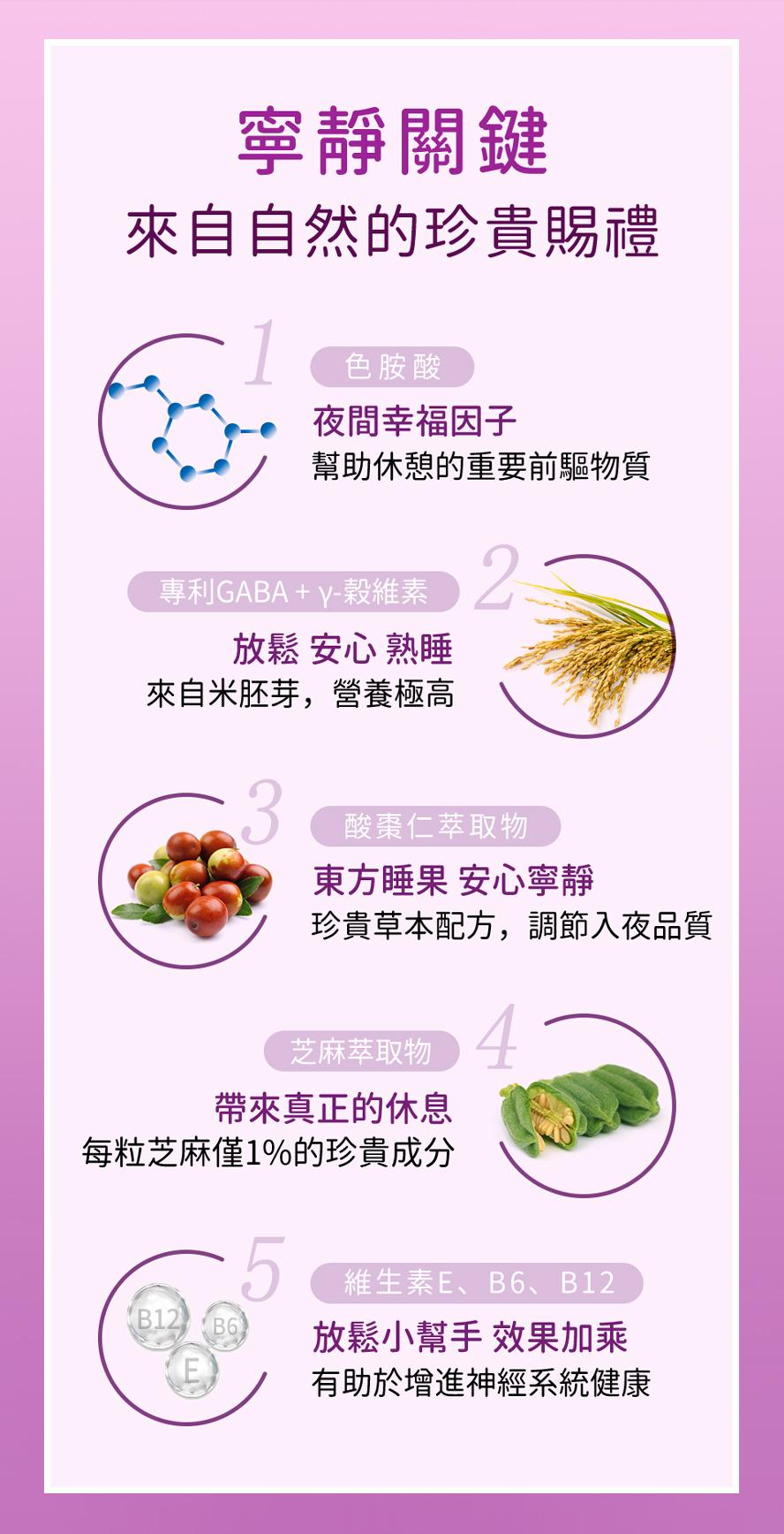 BHK's夜萃膠囊特別採用素食膠囊,讓素食者也可以食用