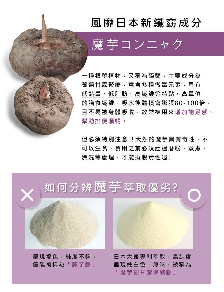 BHK's 魔芋膠囊讓人輕鬆擁有窈窕美型,瘋迷日本最純正的去油保健品