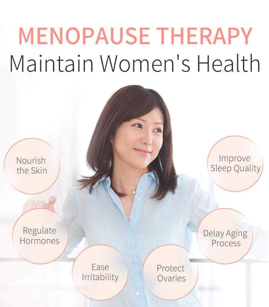 Highly recommended for women, to regulate the hormone and improve sleep quality