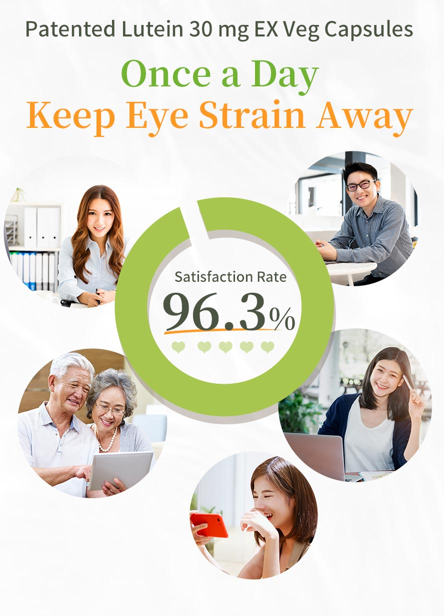 3C addict and elders and seniors who has vision problem can use BHK's Lutein 30mg