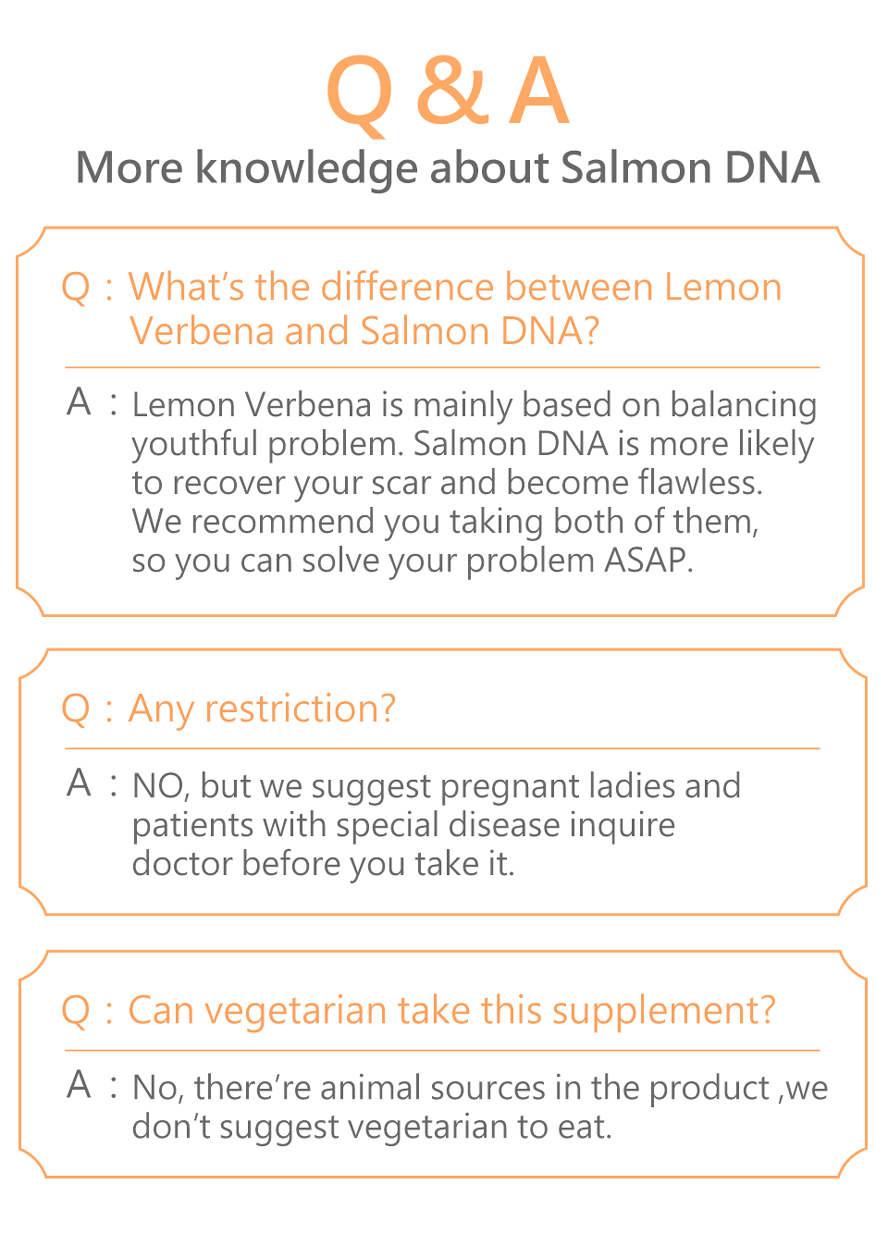 BHK's salmonDNA improves your skin health.