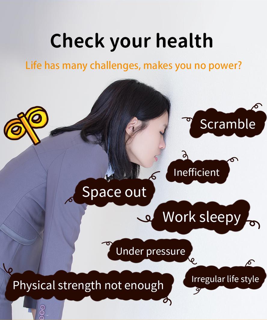 BHK's B Complex + Taurine Effervescent reduce tiredness & fatigue.