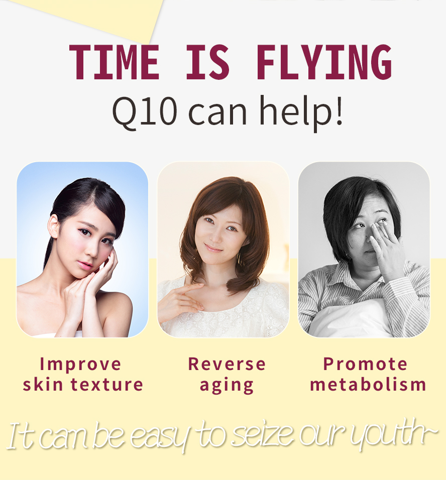 BHK's Q10 Placenta stop aging process and maintain a youthful appearance
