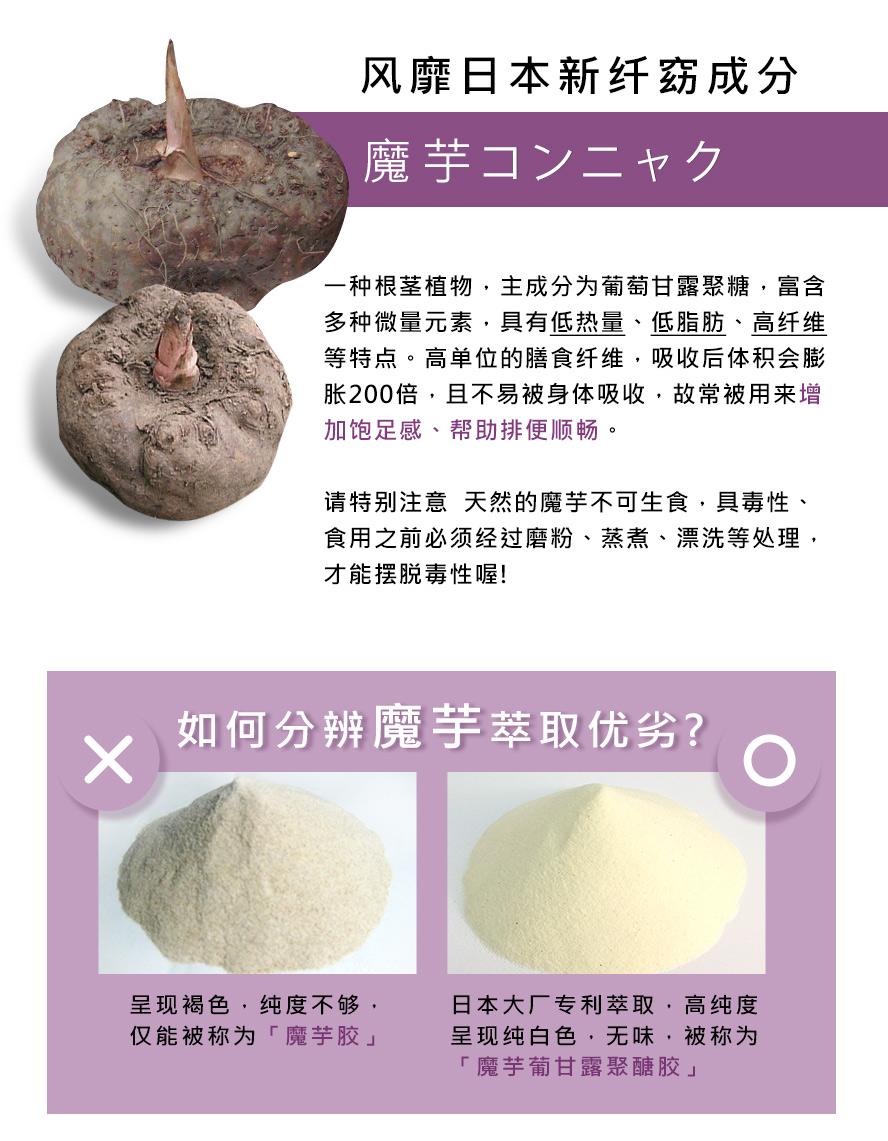 BHK 魔芋胶囊让人轻松拥有窈窕美型,疯迷日本最纯正的去油保健品