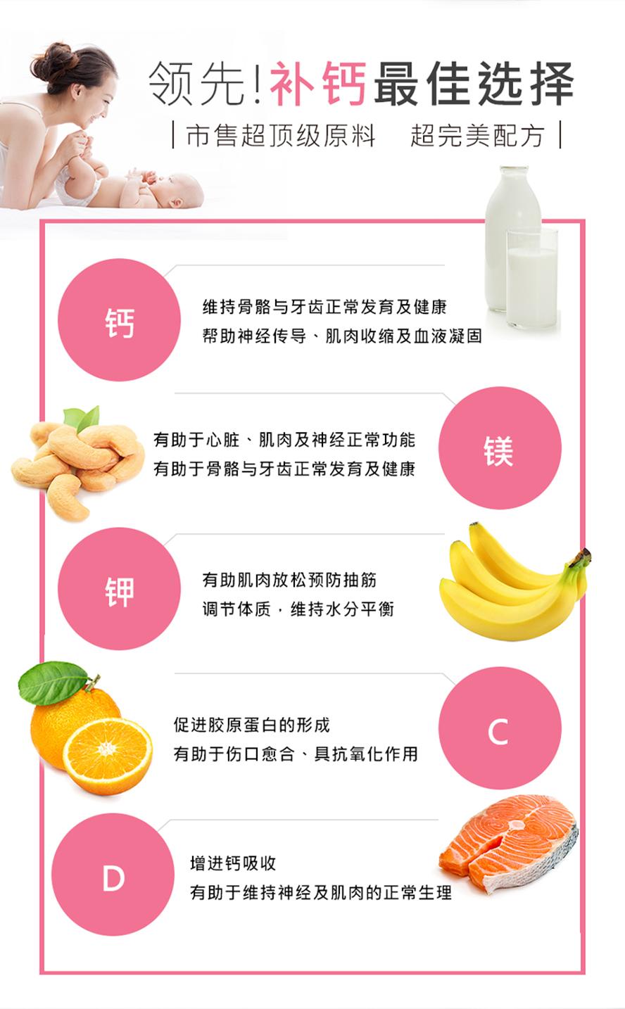 BHK's孕妈咪螯合钙+D完胜市售品牌,挑战最高吸收率