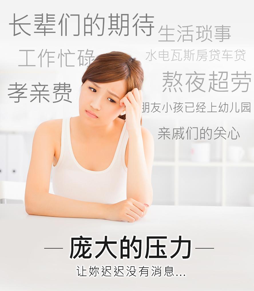 BHK's肌醇、维他命E雌性激素浓度增高,提高生育能力