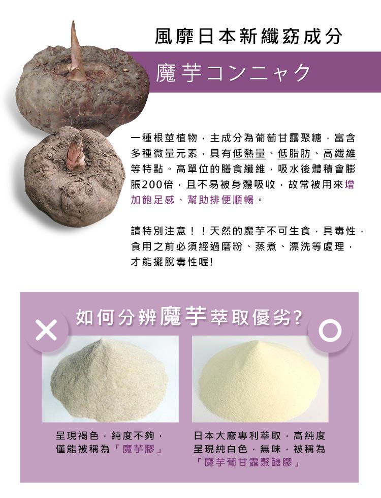 BHK 魔芋膠囊讓人輕鬆擁有窈窕美型,瘋迷日本最純正的去油保健品
