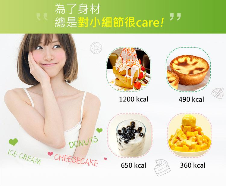 BHK's藤黃果讓你不怕甜食的誘惑,再多糖分都不會吸收,維持好身材