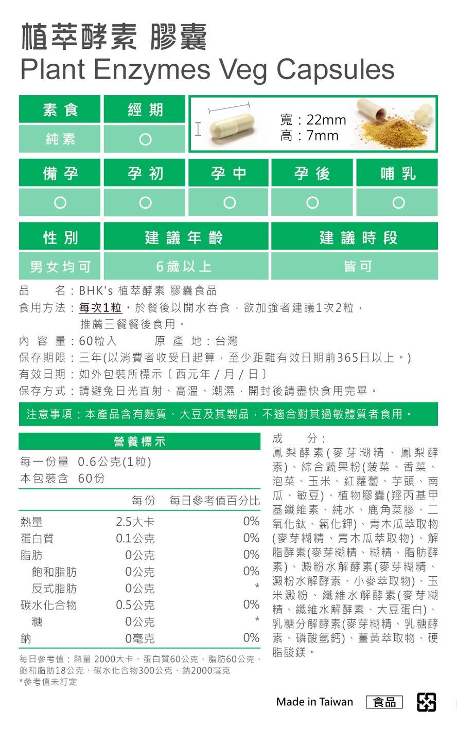 BHK's專利十益菌嚴選國際大廠原料,含百億益菌